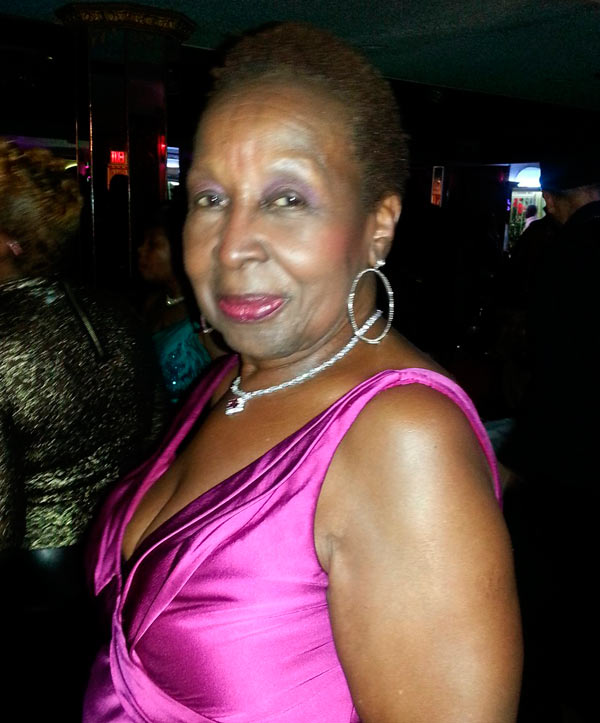 Angela Sealy, WIADCA Chairperson