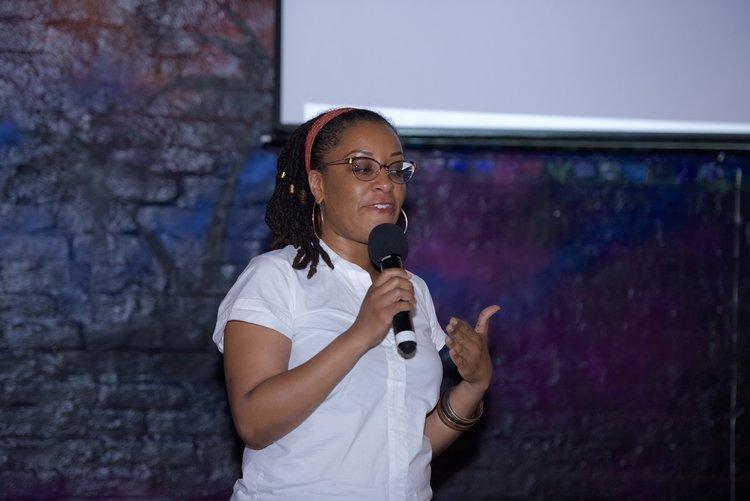 Alysia Simone of the Caribbean Film Academy