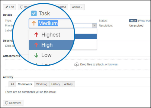 How to build a Power BI priority matrix for your JIRA boards