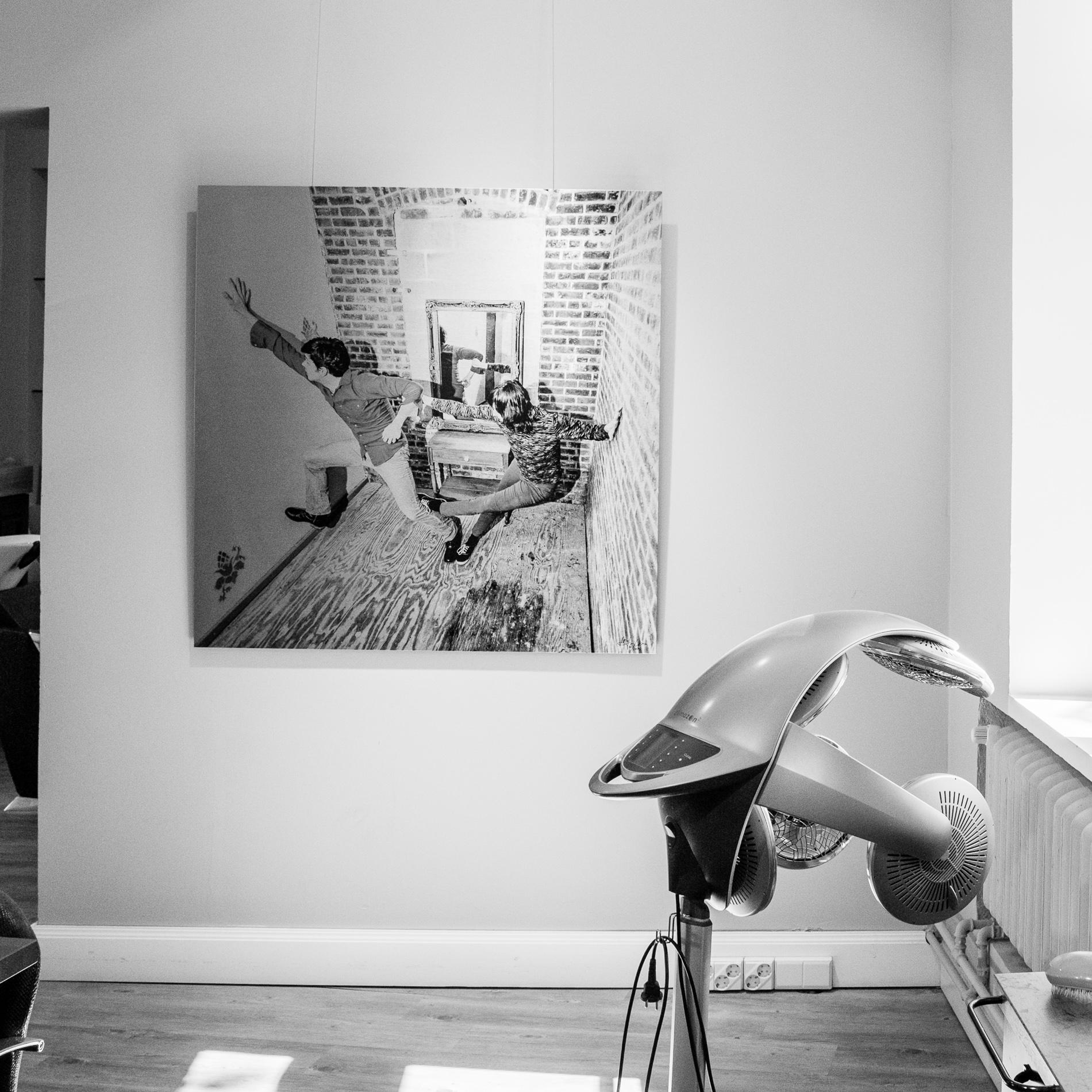 """Sarjastani 'Improvisaatioita Alumiinilla – Elävänä Nykissä' - VAPAUS - signeerattu  120x120 cm   From my series """"Improvisations on Aluminum - LIVE IN NYC' - FREEDOM - signed & numbered  120x120 cm"""