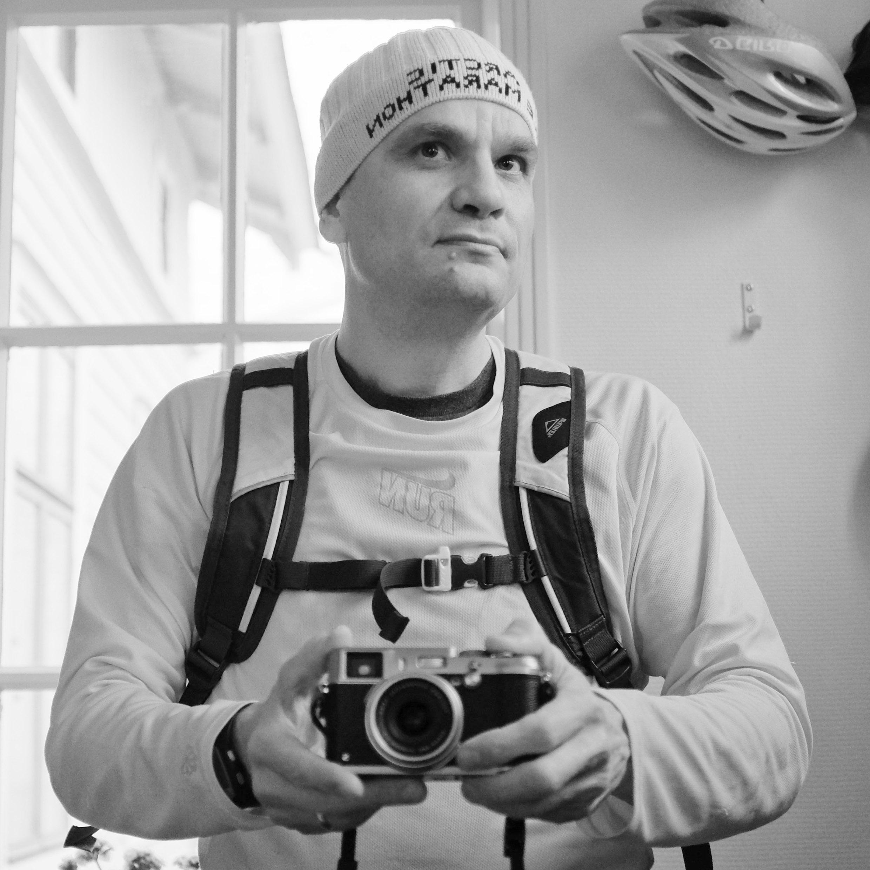 Self portrait - March 2014