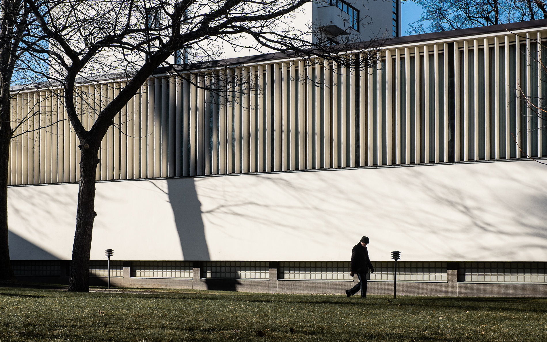 SPRING SHADOWS - TURKU FINLAND - MARCH 2015