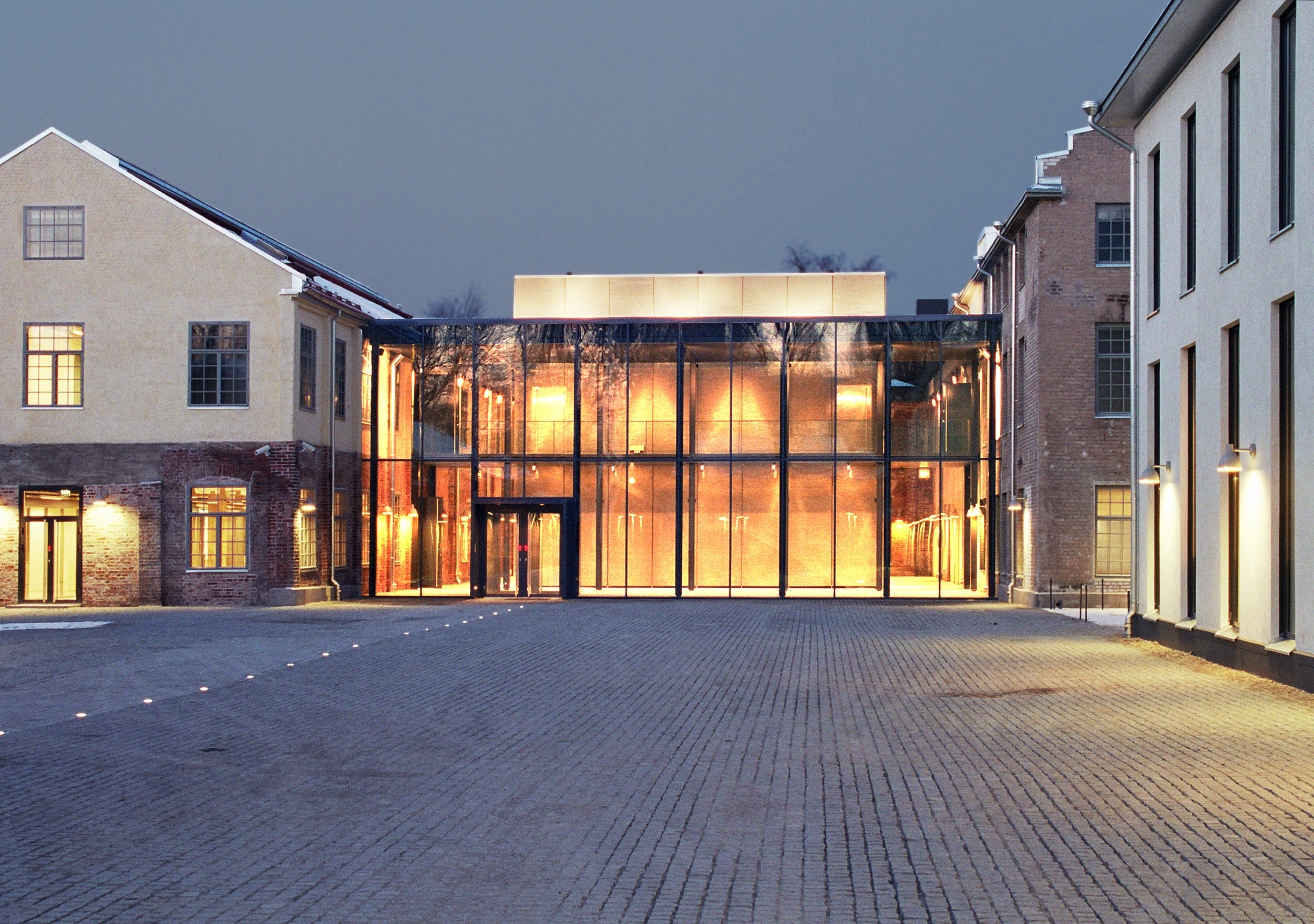 ARKEN, TURKU, FINLAND  Licensed by  ÅBO AKADEMI  UNIVERSITY