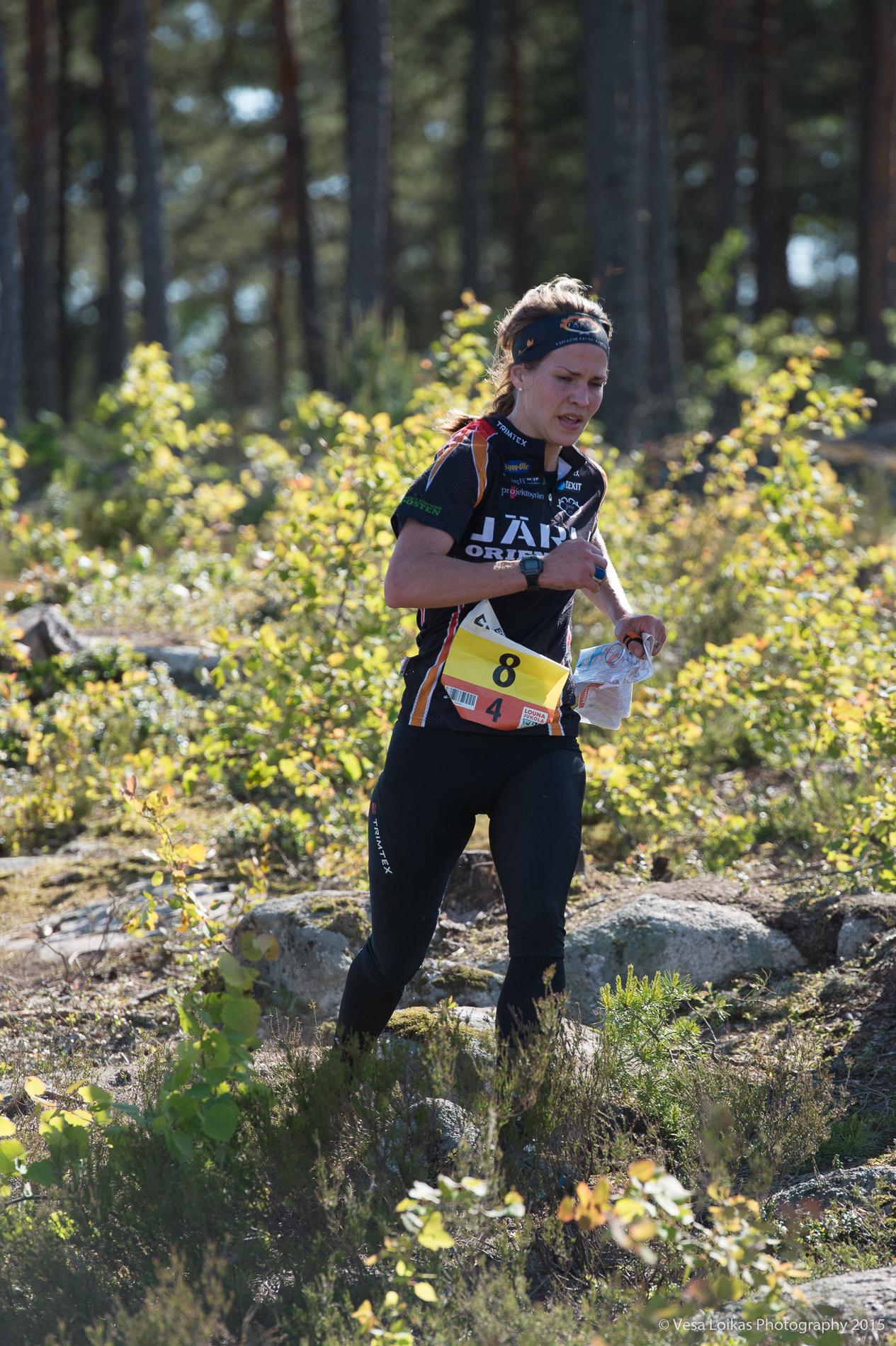 3) Järla Orientering SWE  Elin Hemmyr Skantze