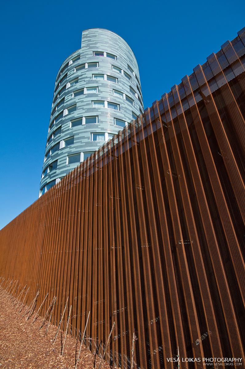 Ikituuri Tower, Turku, Finland