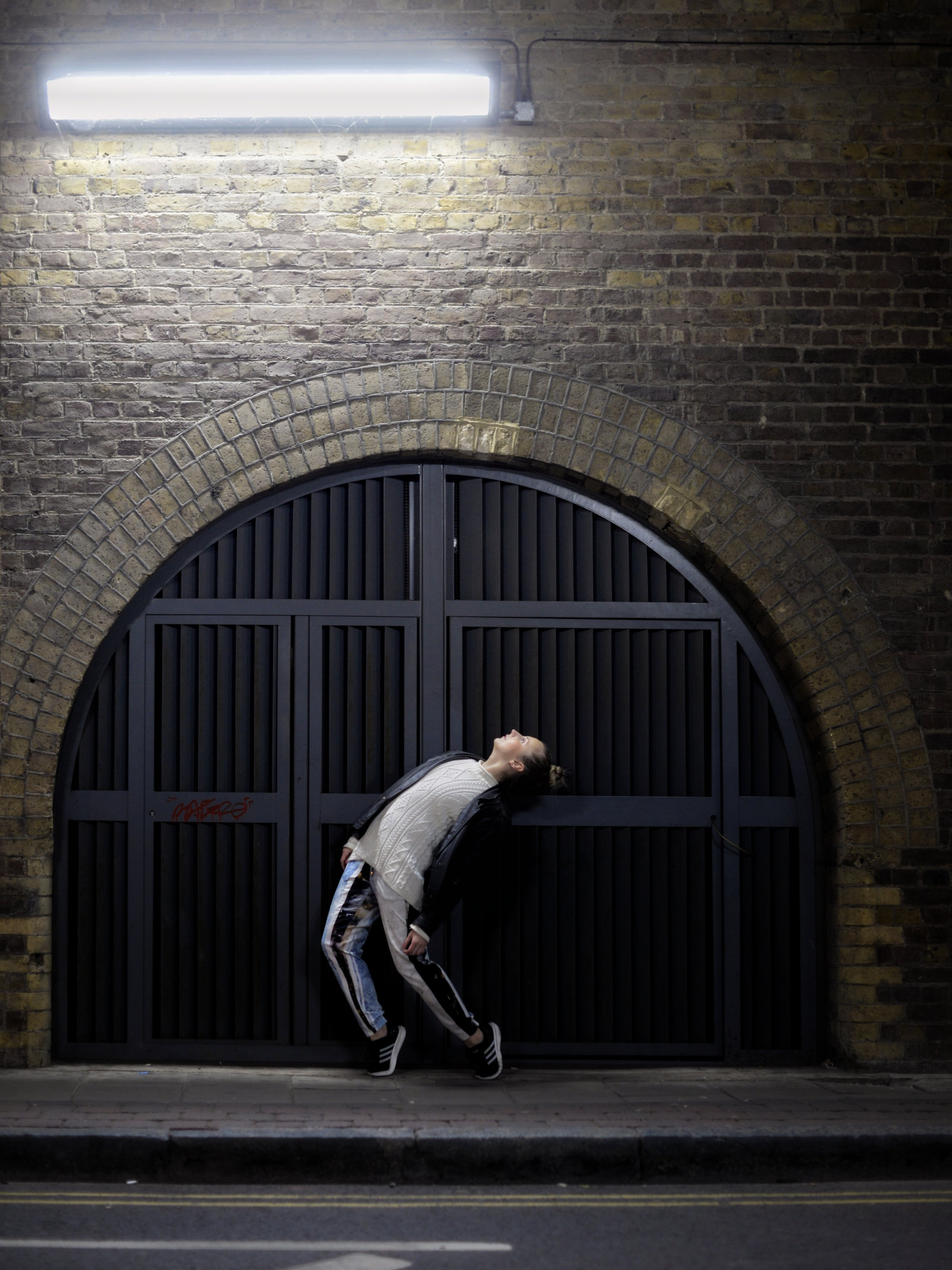 7PM  ⫩Treveris St., Southwark, London dancer:   Eloise Harulow