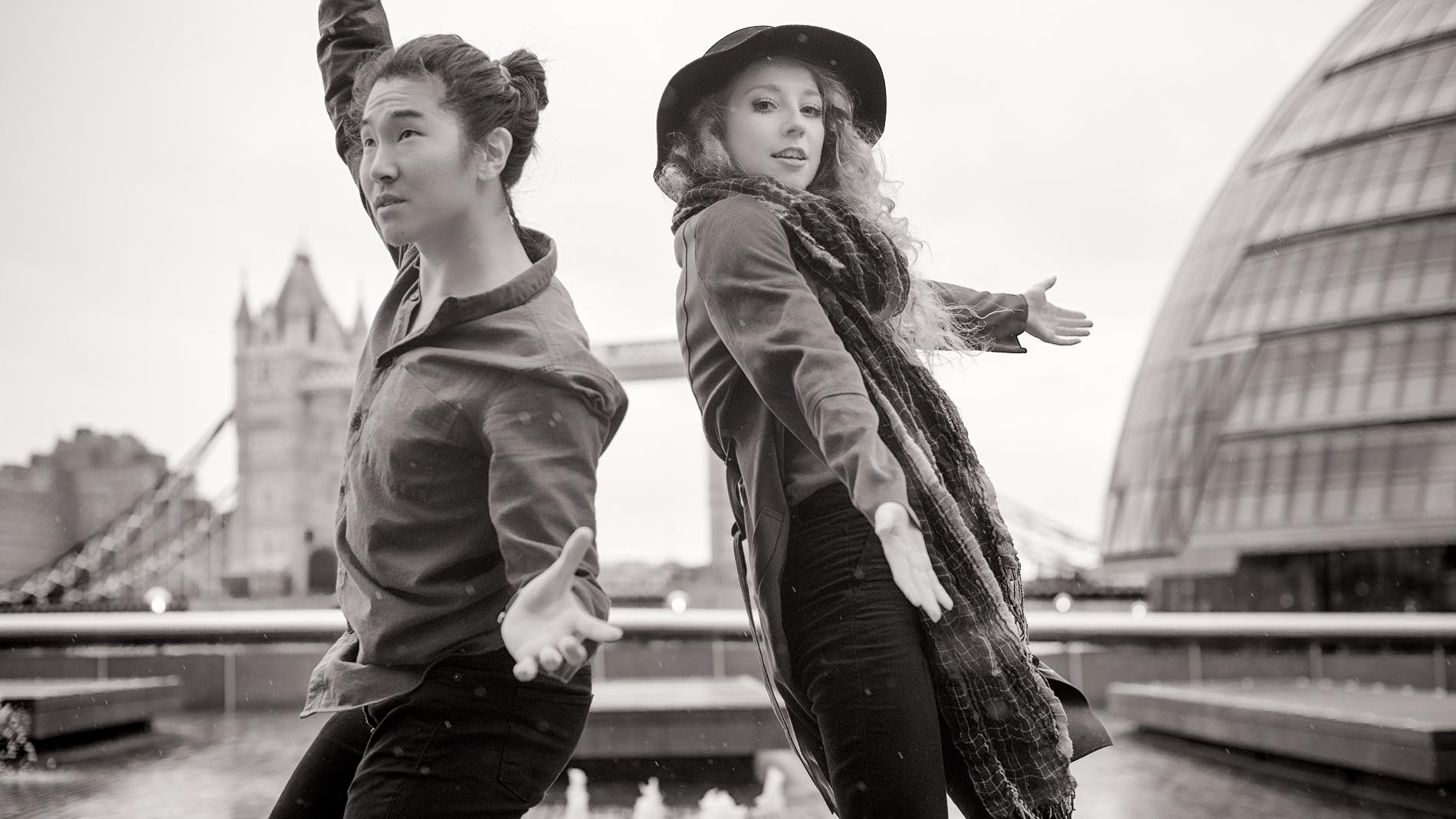 MORE LONDON    ⫩    More London Riverside, London   dancer:   Daniel Persson & Sarah Bateman     SEE THIS BLOG POST ON MY WEBSITE:https://vesaloikas.com/art-blog/london-town