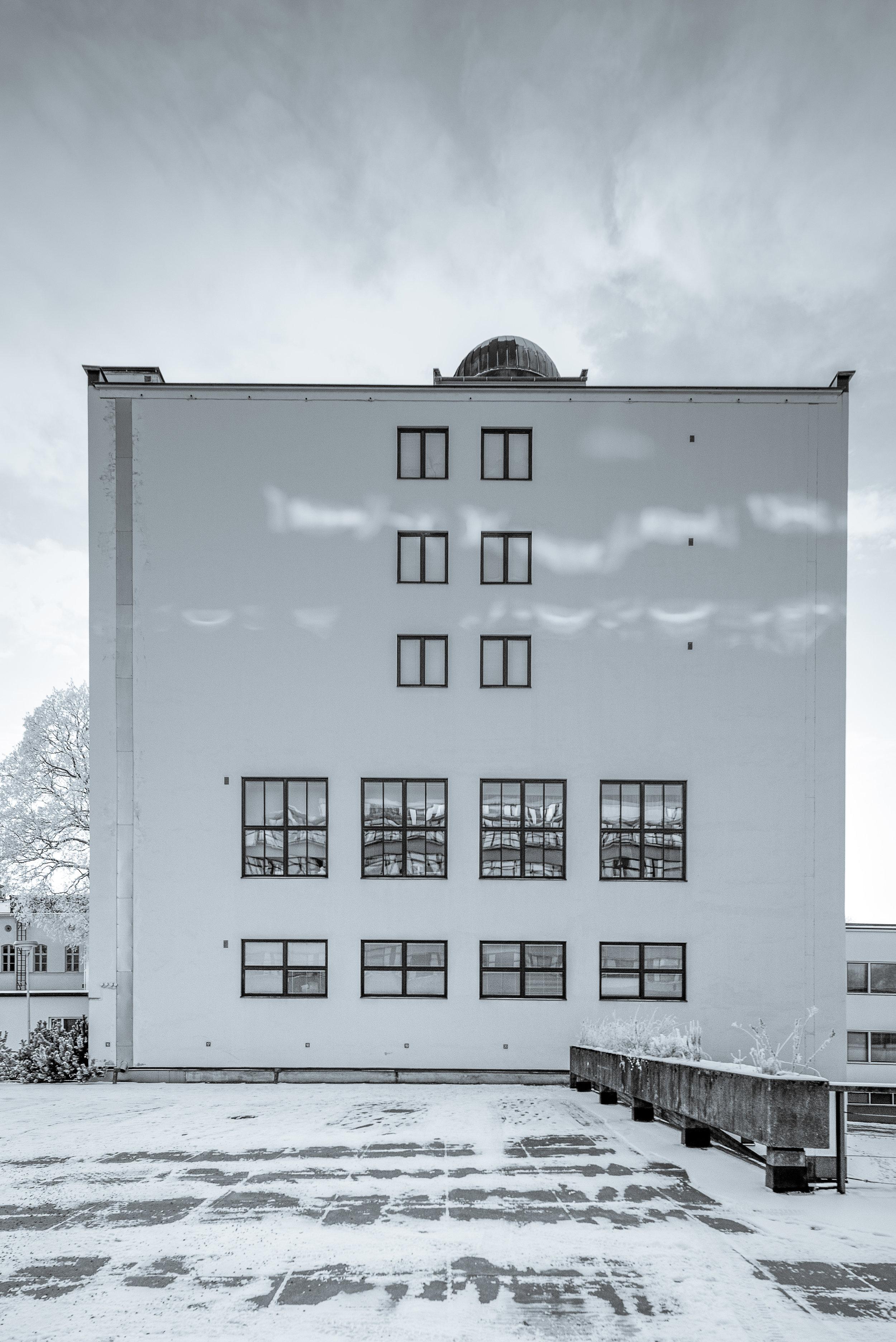 Åbo Akademi Book Tower