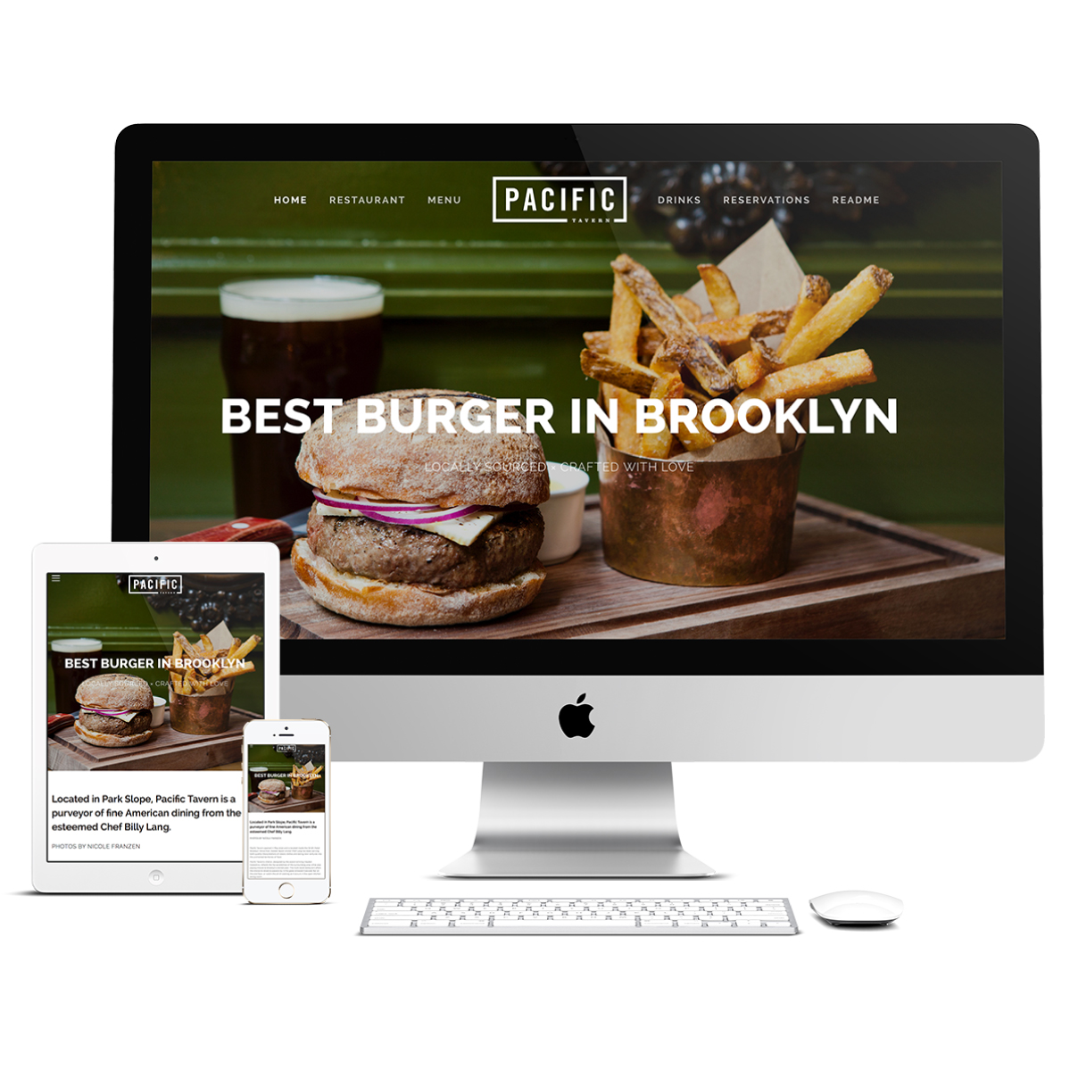 Alex is like no other template - so it's perfect for your engagement. Alex helps you tell your story in a dynamic, engaging, and fun way that uses parallax scrolling and stunning, full-screen imagery to give visitors an unforgettable experience.