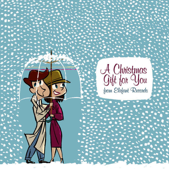 A Christmas Gift For You from Elefant Records