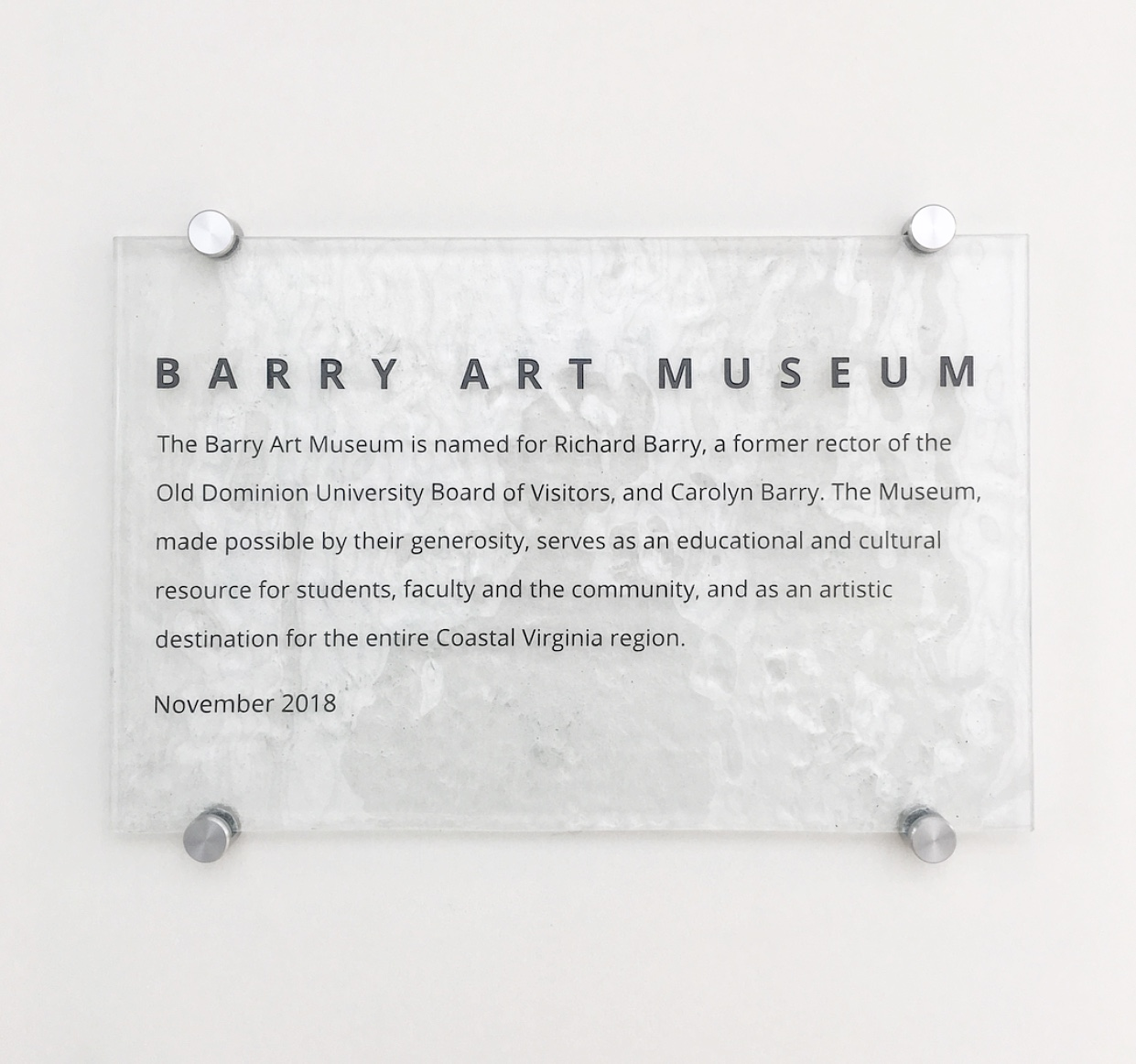 Barry Art Museum
