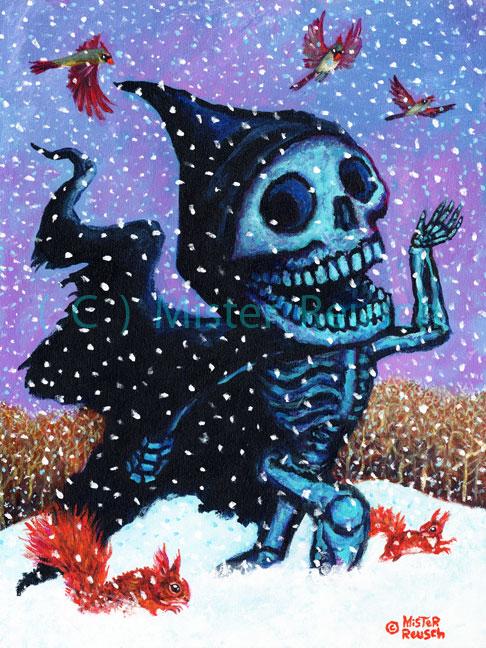 """""""Winter Reaper"""""""