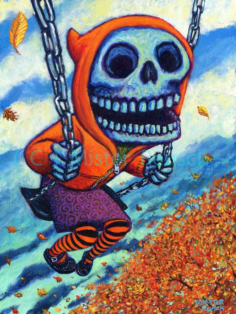 """Autumn Swings"""