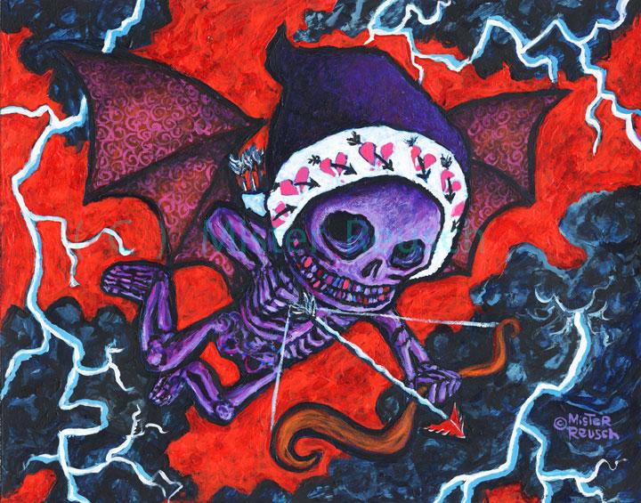 """Beware The Poisoned Arrows of Santo Fiasco"""