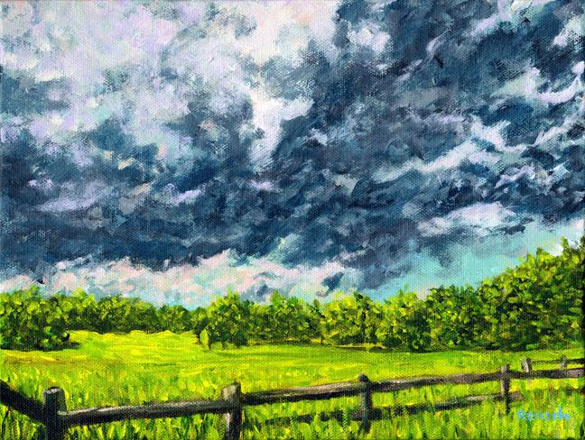 """""""Spring Pasture"""""""