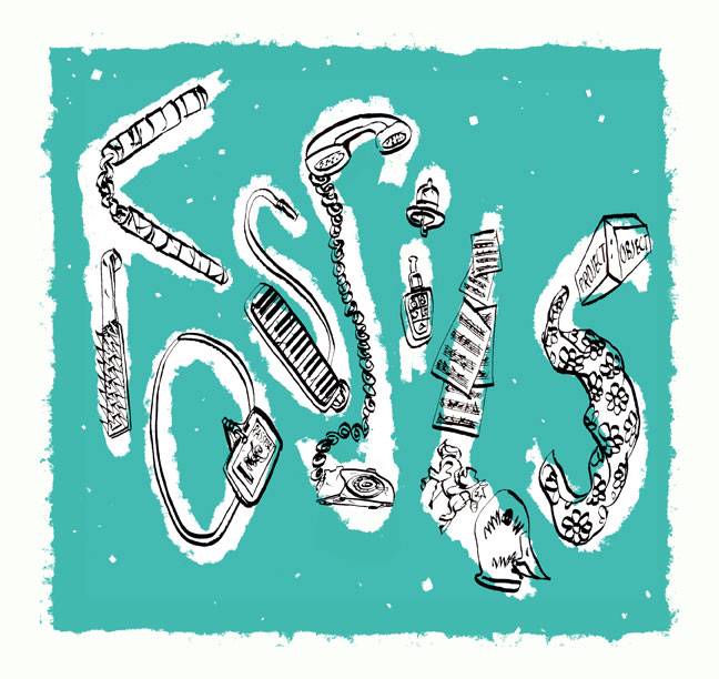 FOSSILS logo for Project:Object