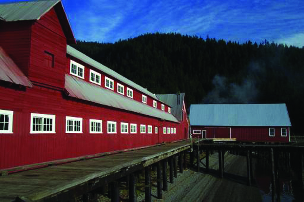 Icy Strait Point Cannery