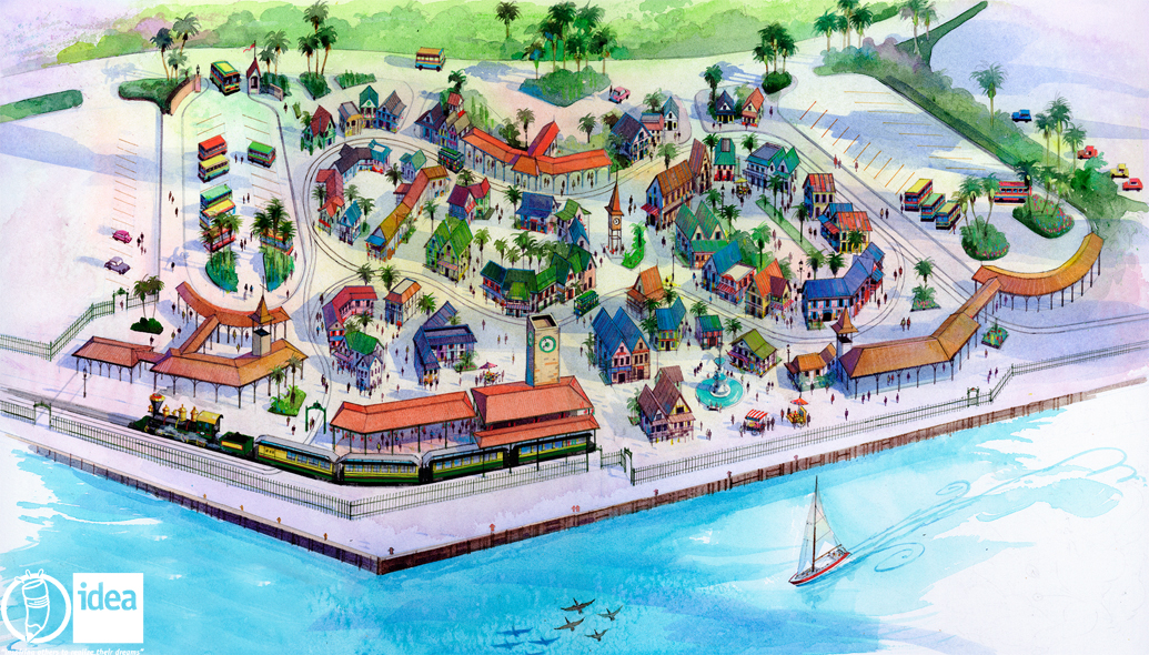 Port of MoBay Conceptual Rendering
