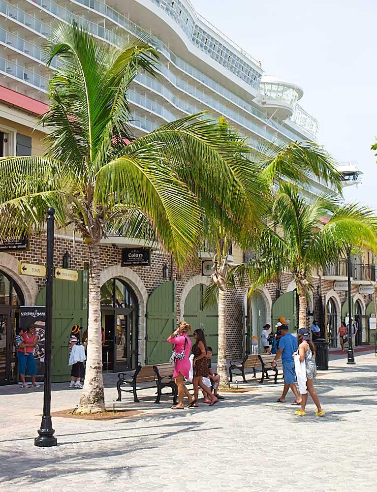 Merchants Walk retail