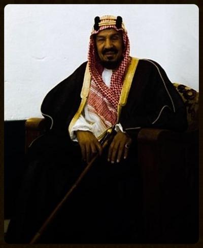 Abdulaziz Al Saud (1876–1953) (Foto: wikipedia)