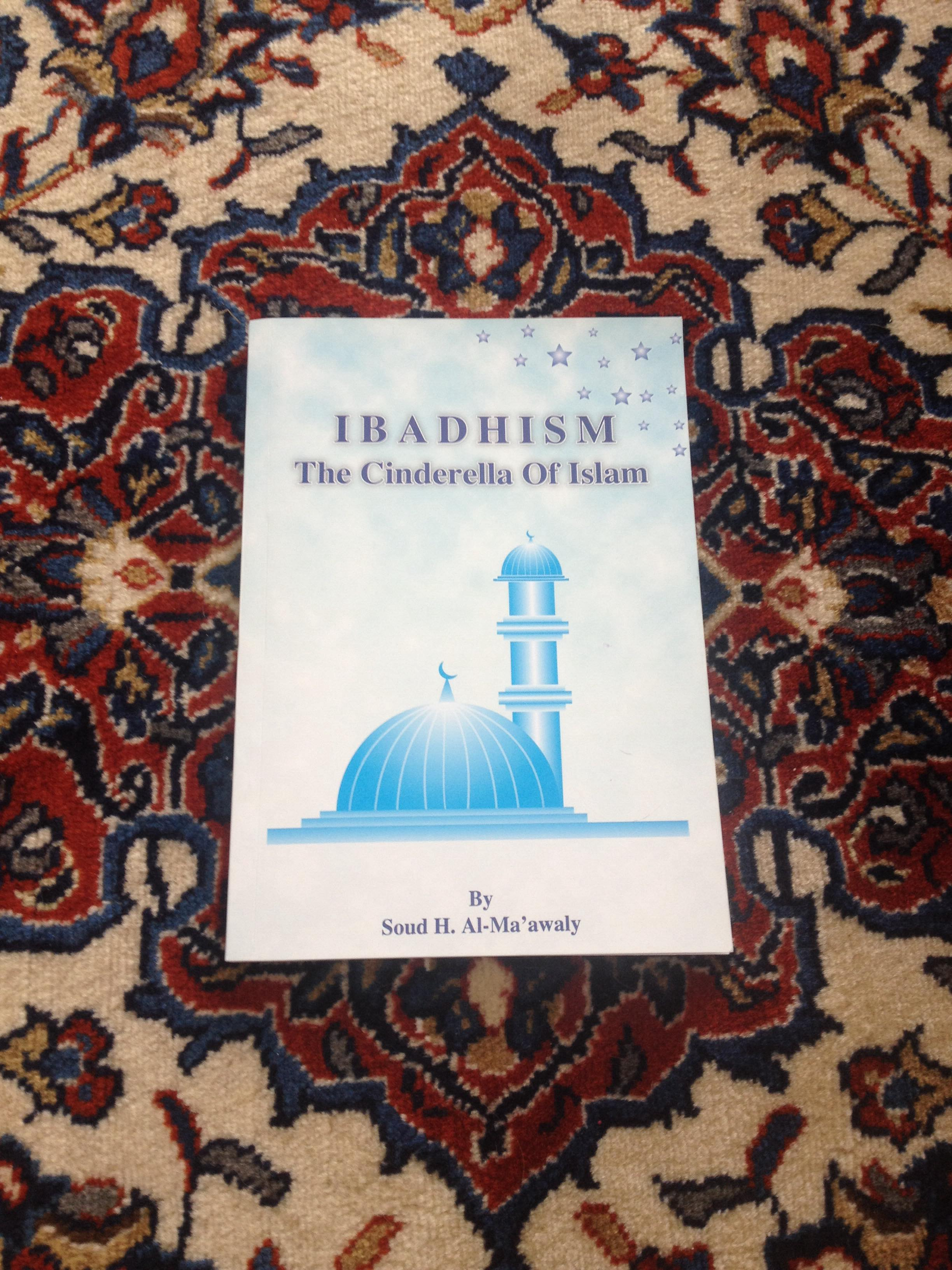 The Cinderella of Islam, er en populær bok om ibadisme i Oman. Foto: Kjersti S. Macdonald Aursnes