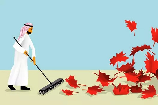Canada-vs-Saudi-Arabia-Feud-Sweeping-Leaves.jpg