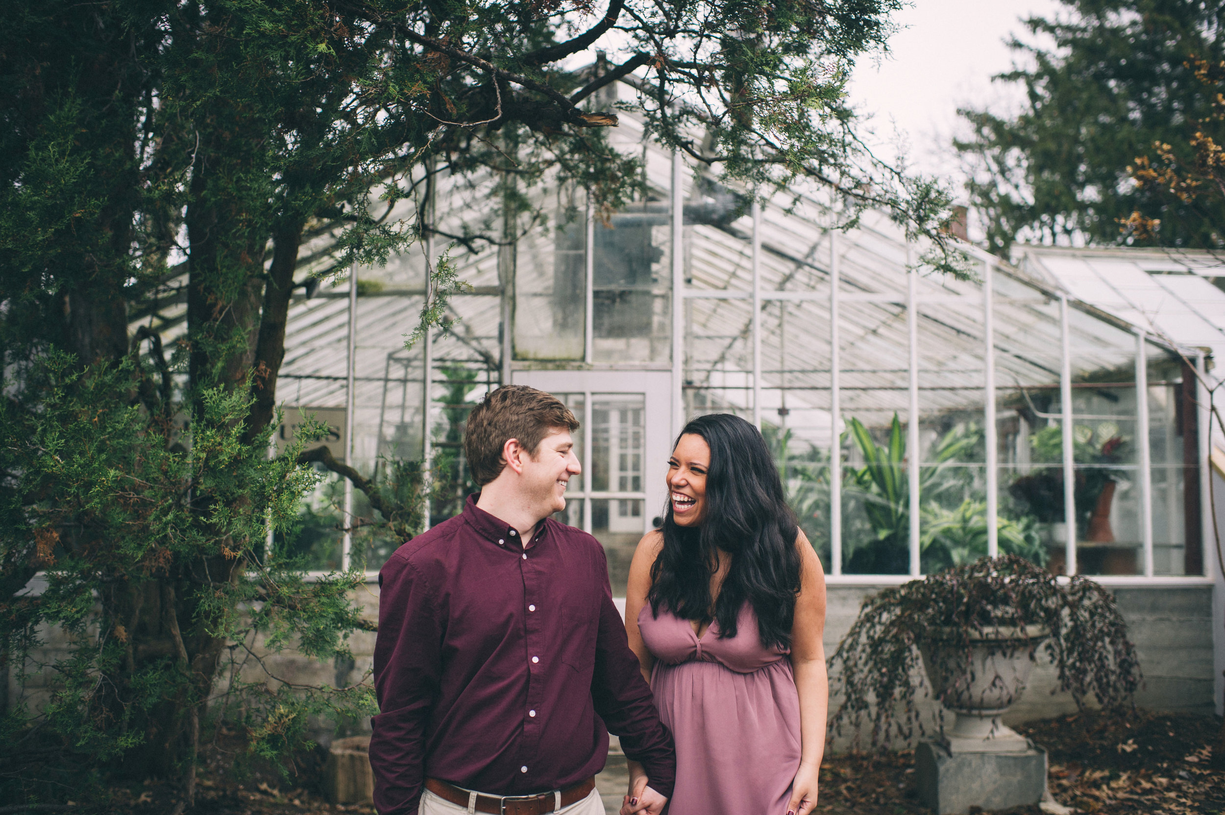 What the wear guide - engagement session kentucky