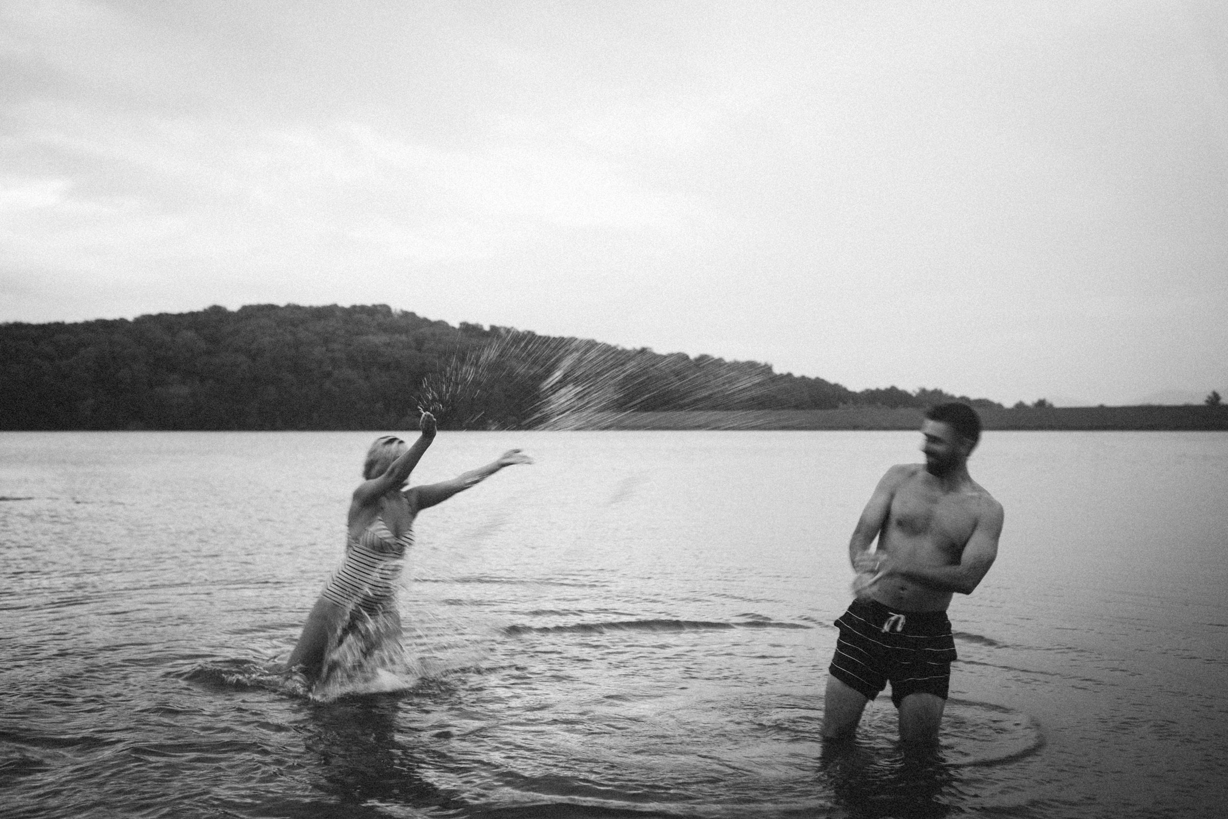 Sarah-Katherine-Davis-Photography-Louisville-Kentucky-Wedding-Elopement-Photographer-Just-Because-Session-Stormy-Blue-Hour-Swimming-In-Lake-Couple-Session-Abby-Schyler-114bw.jpg