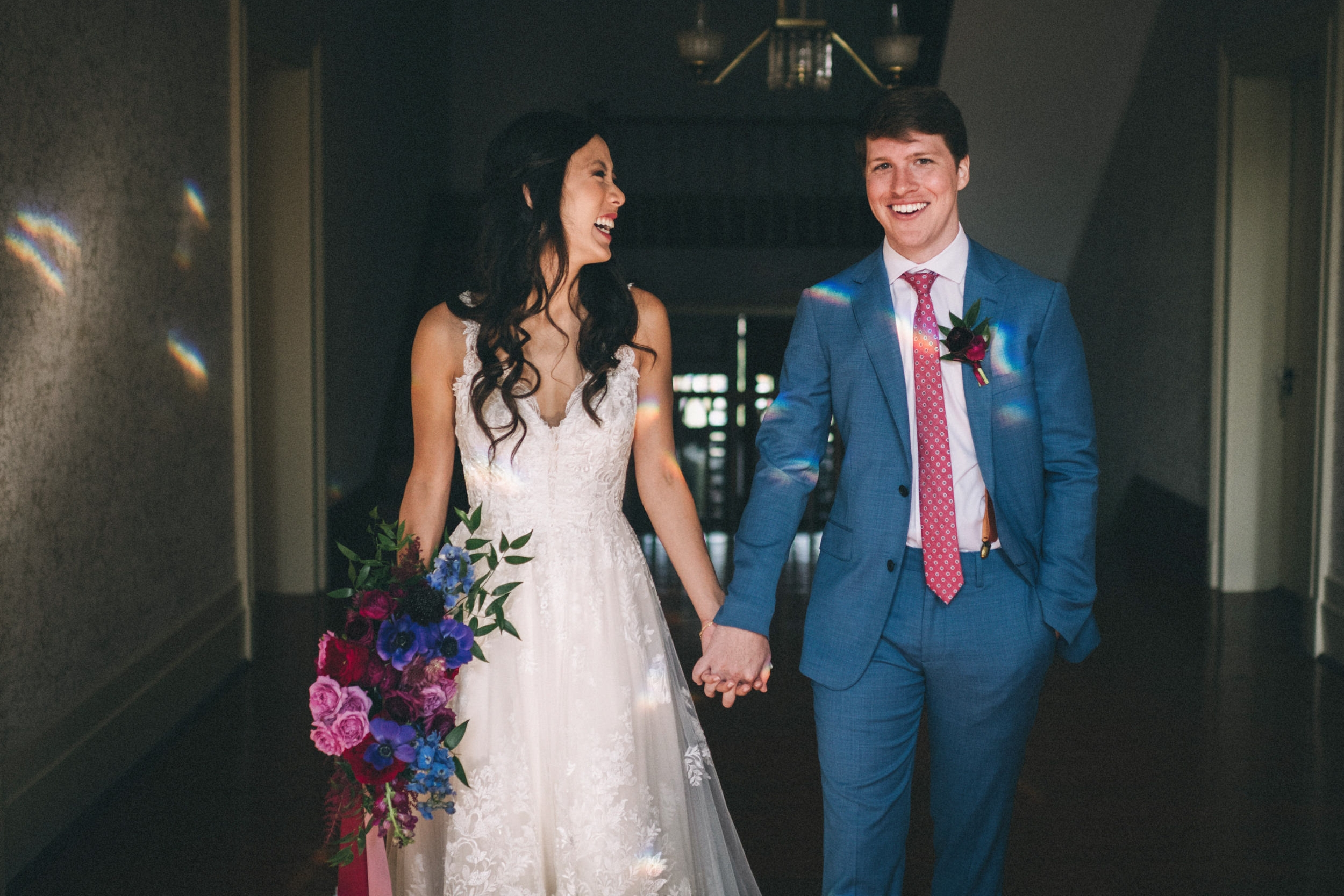 Janice + Quentin - Jewel-Toned Summer Celebration2018