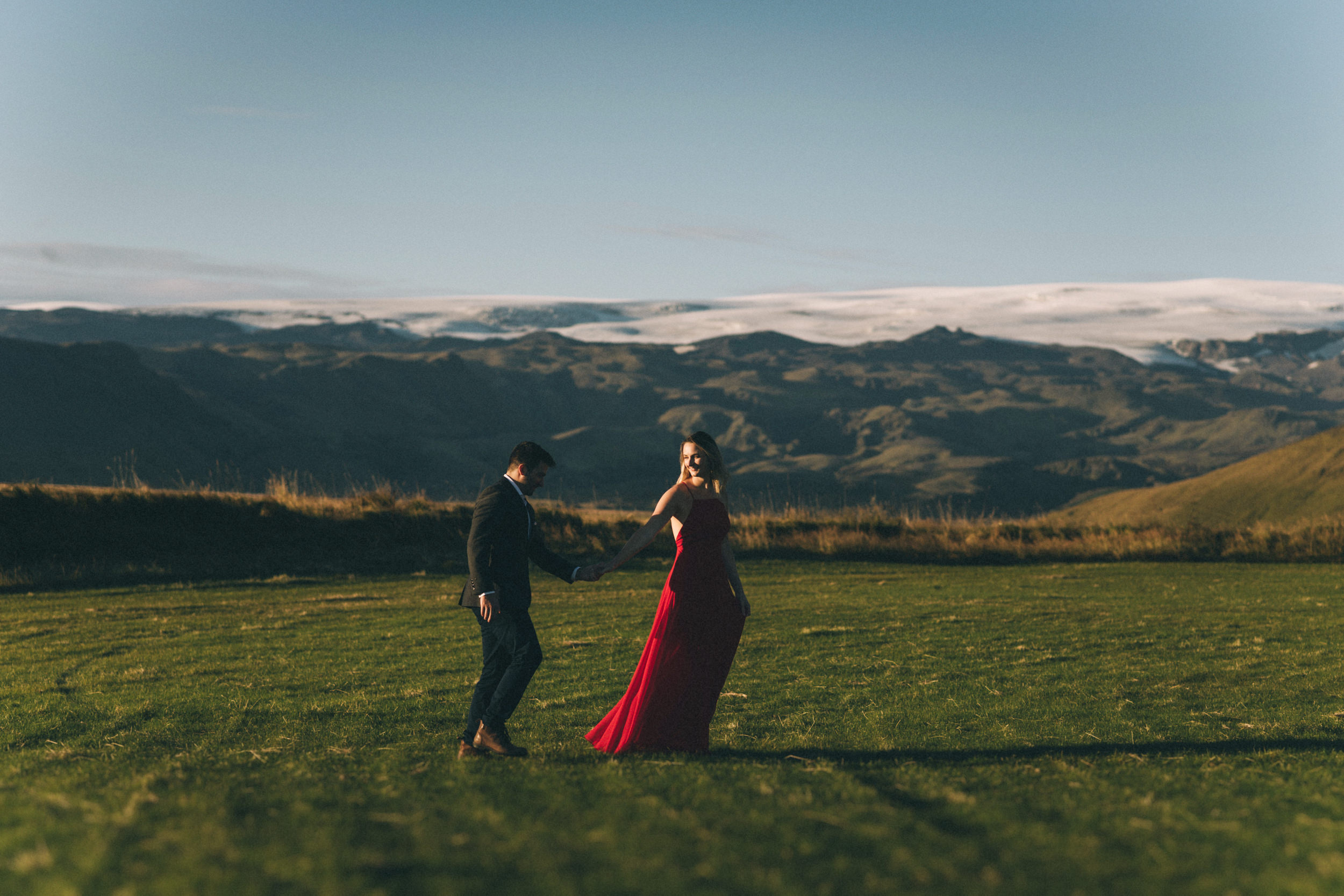 Sarah-Katherine-Davis-Photography-Iceland-Adventure-Elopement-Photographer-Louisville-Kentucky-Wedding-Photographer-Travel-Vik-Beach-Engagement-Session-Red-Dress-Reynisfjara-253edit.jpg