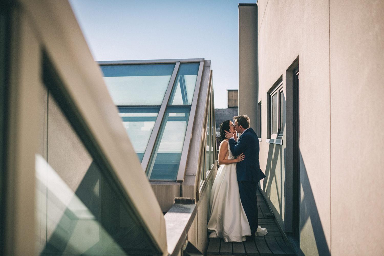 21c Louisville Rooftop Wedding by Sarah Katherine Davis Photography