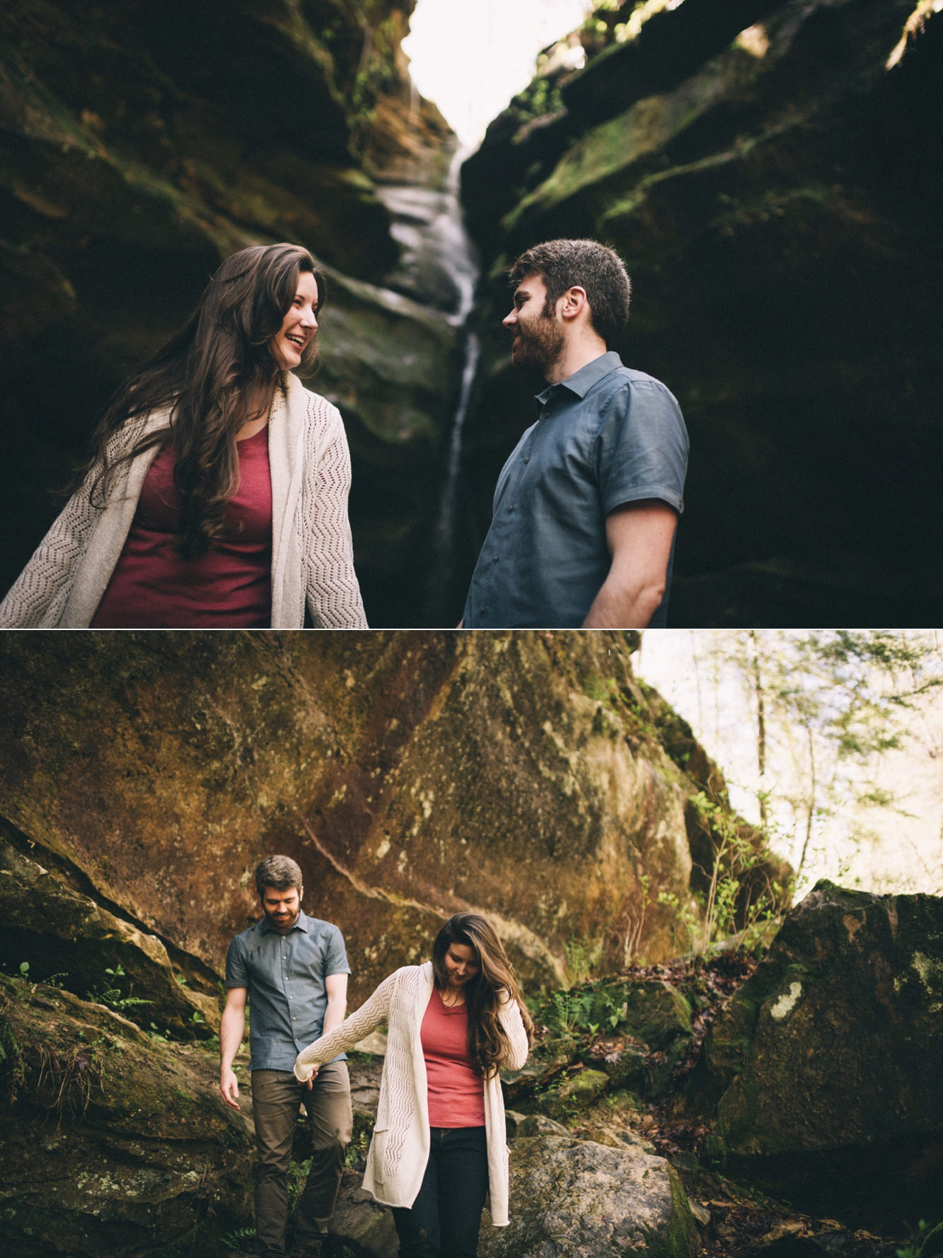 Hiking-Engagement-Session-By-Louisville-Kentucky-Wedding-Photographer-Sarah-Katherine-Davis