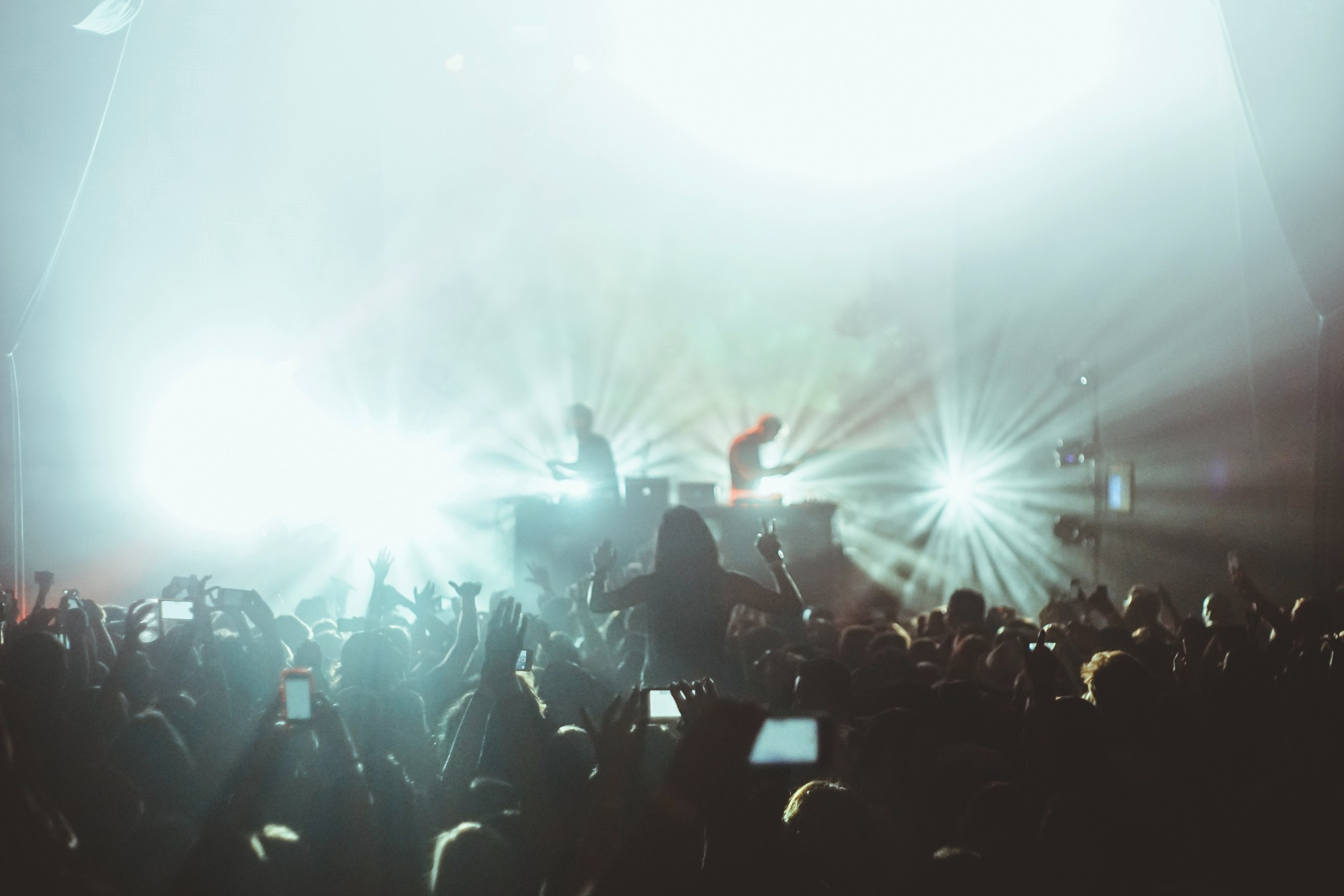 Photo by Bronson Snelling-- Odesza.com