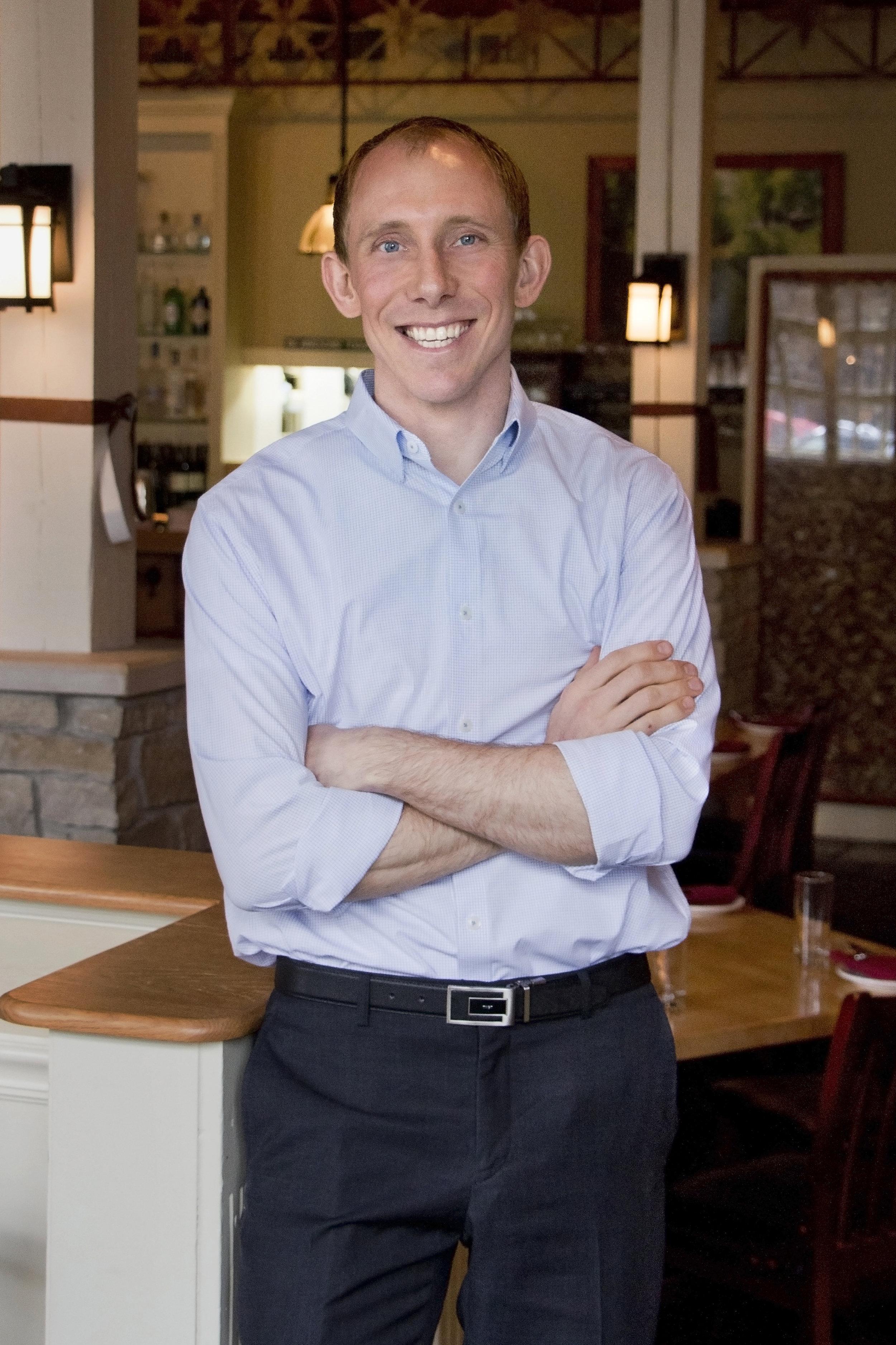 Ken R. Myszka  Founder / Chefarmer  ken@epiphanyfarms.com