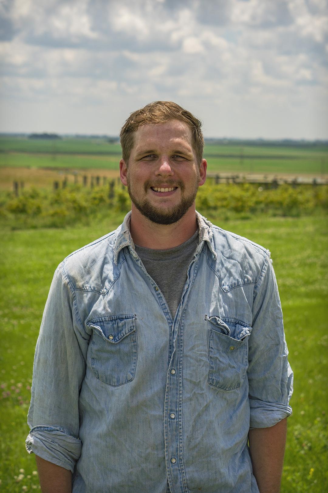 Grady Ryan  Livestock Manager  grady@epiphanyfarms.com
