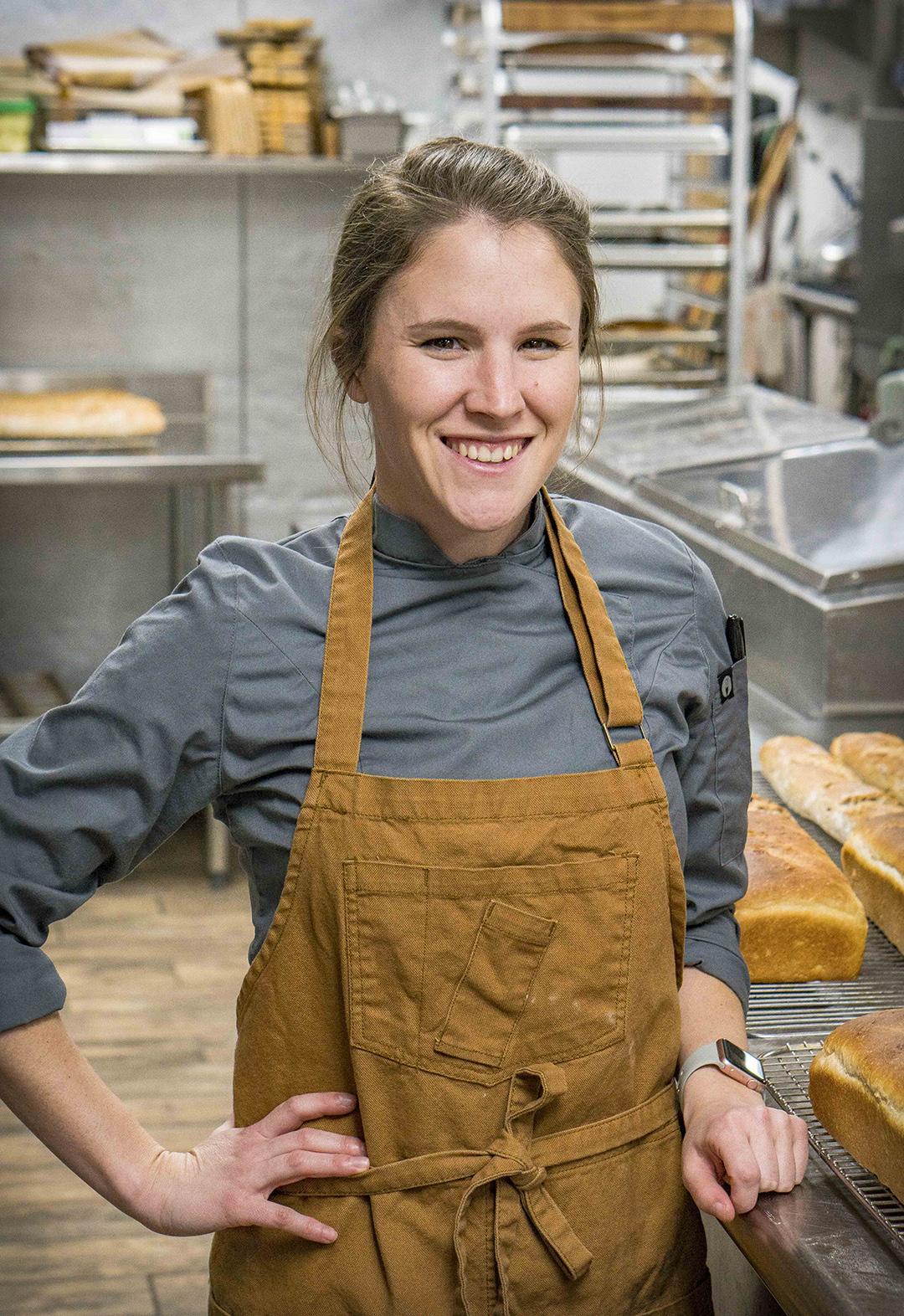 Bethany Modos  Lead Baker