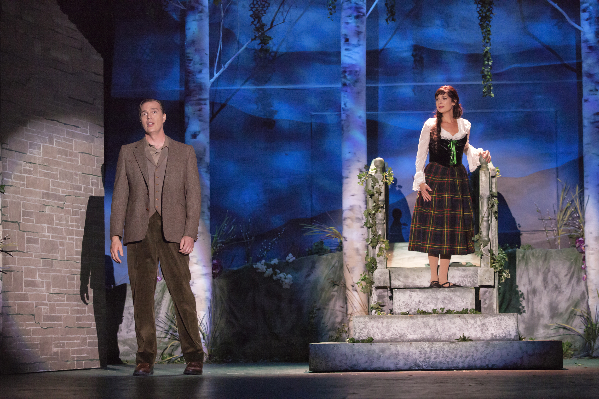 Brigadoon, Cincinnati Landmark Productions