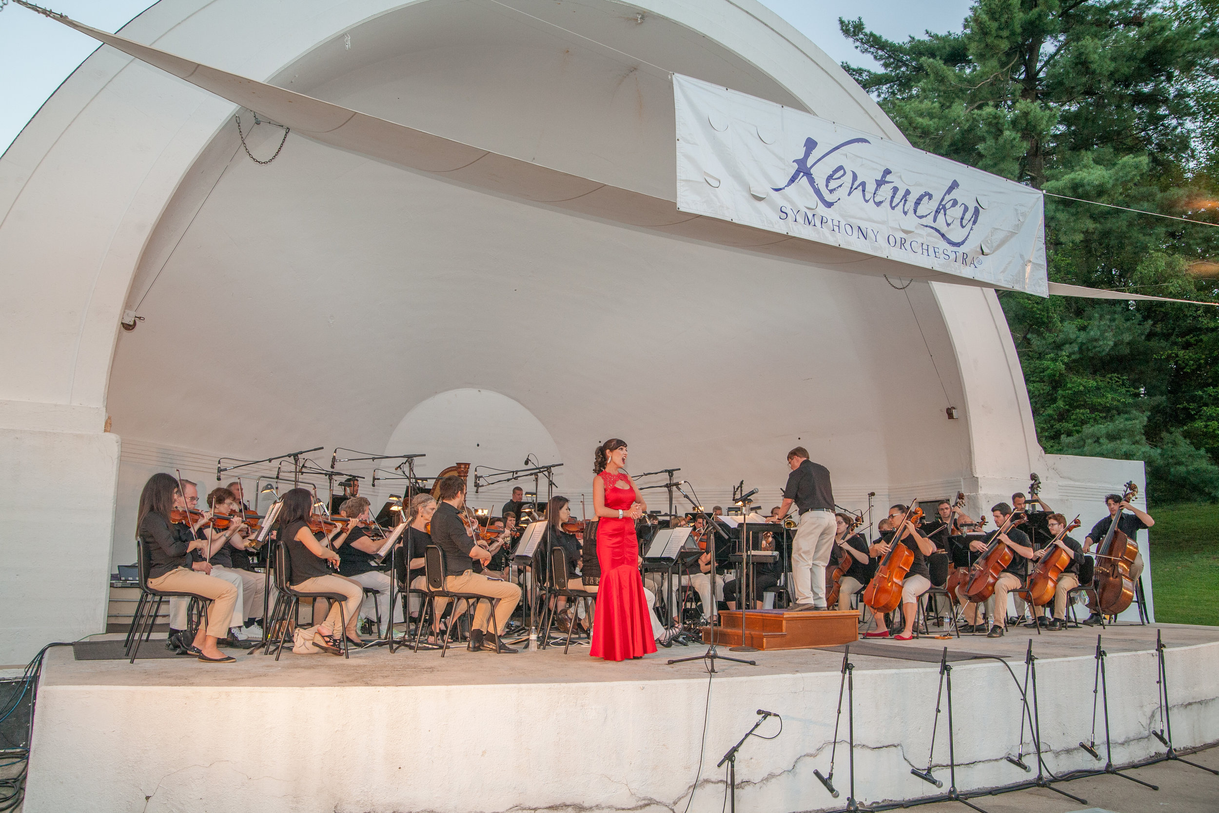 Straussing out with the Kentucky Symphony Orchestra