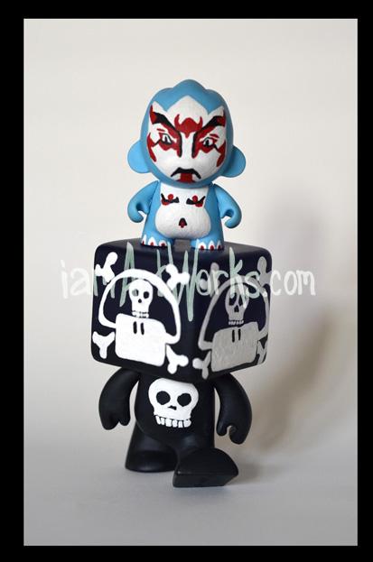 Kabuki and Poison Mushroom Steed