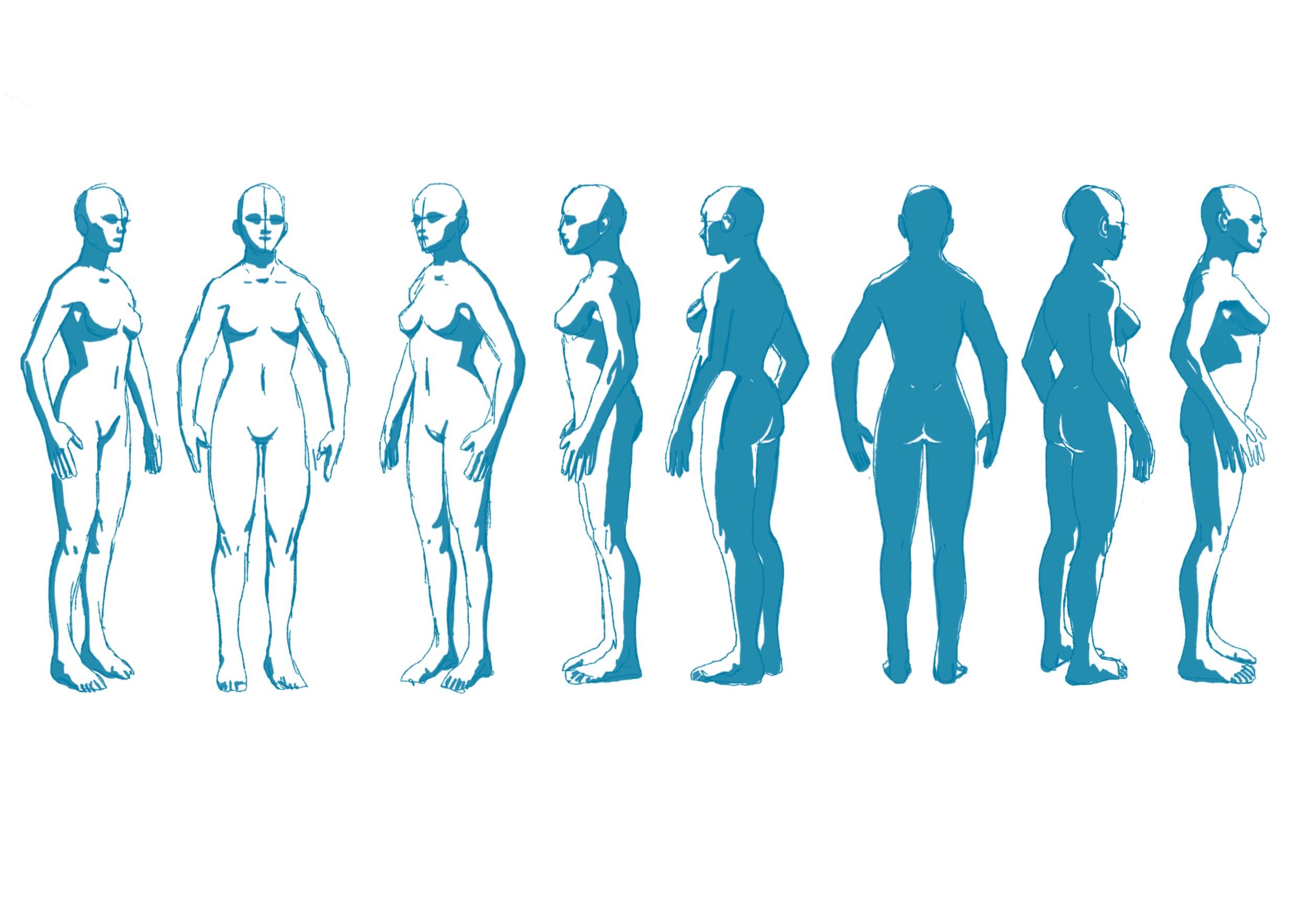 Human, Female