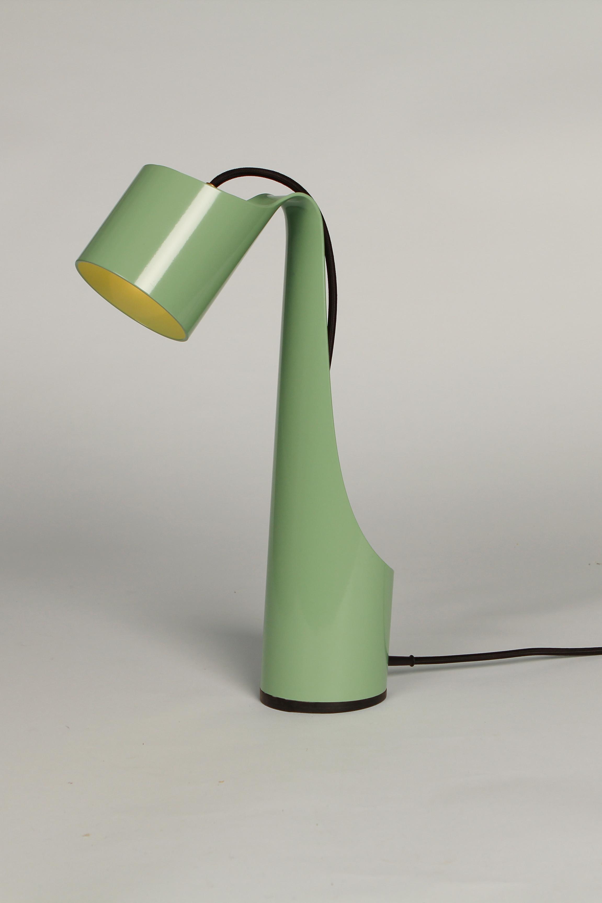 Gloss green