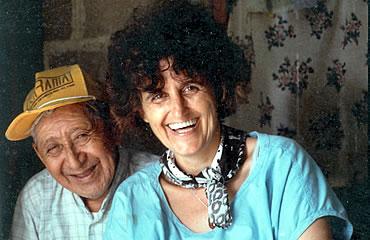 Dr. Rosita Arvigo with Don Elijio Panti (Mayan Shaman)