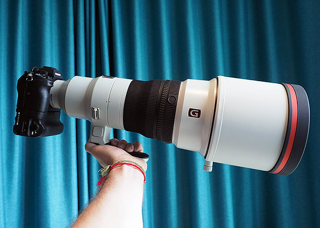 Sony FE 400mm f/2.8 GM Hands-on Preview