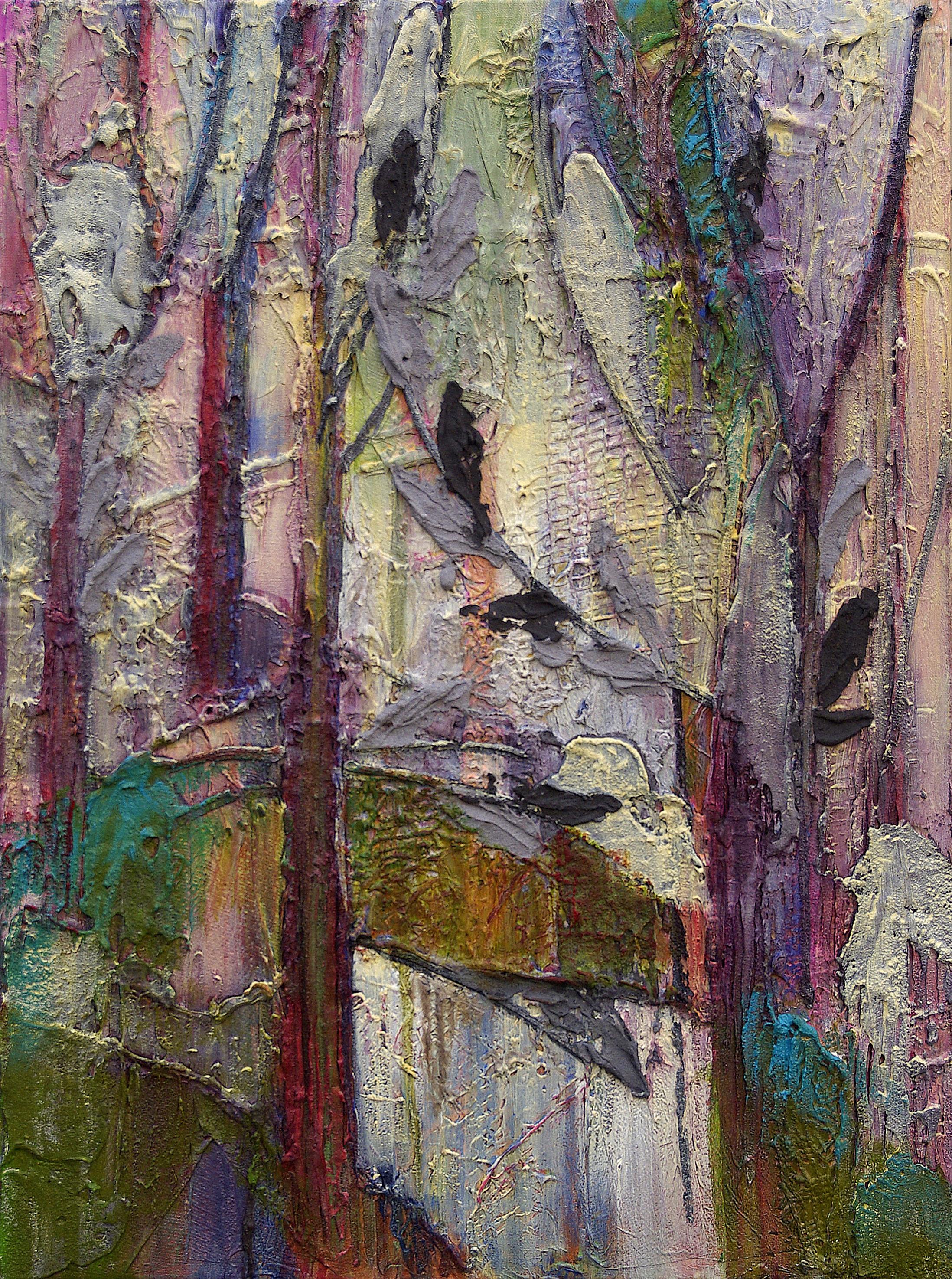 Woodland Triptych 2