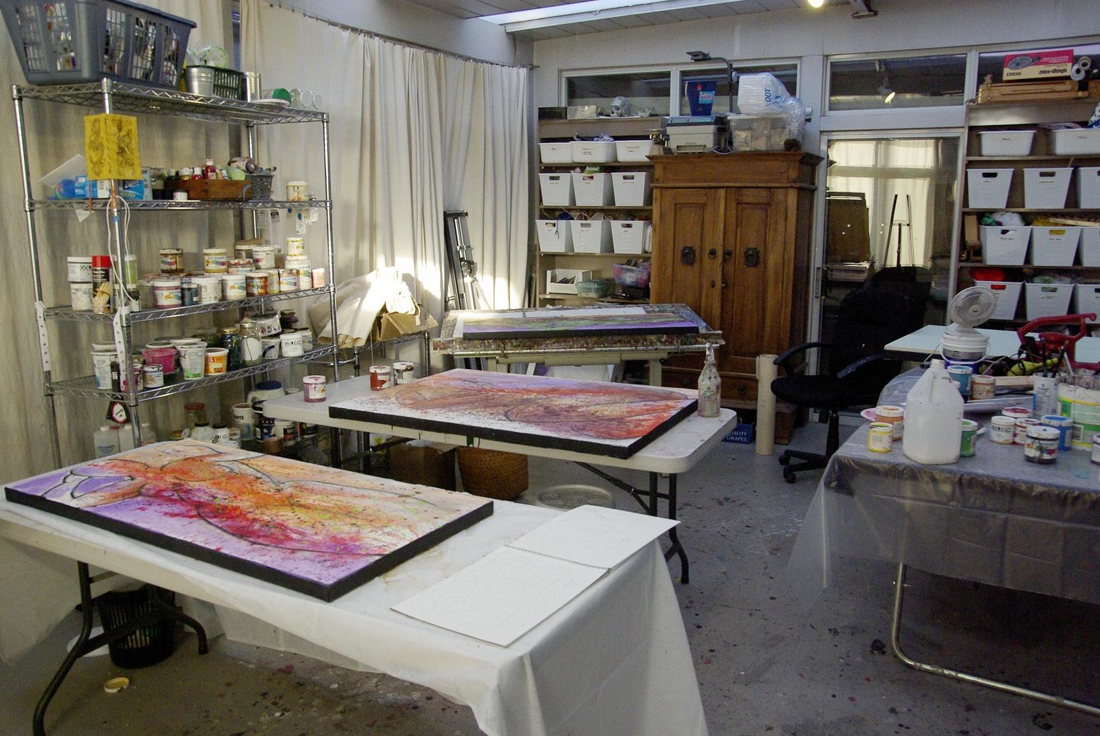 Little Italy Studio, Toronto, Northeast View