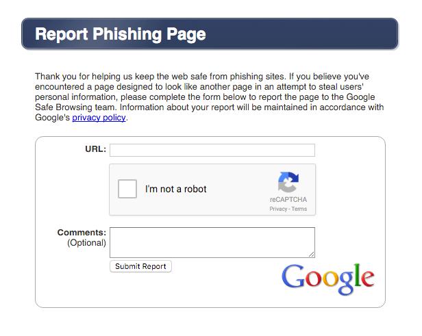 report-phishing-sites