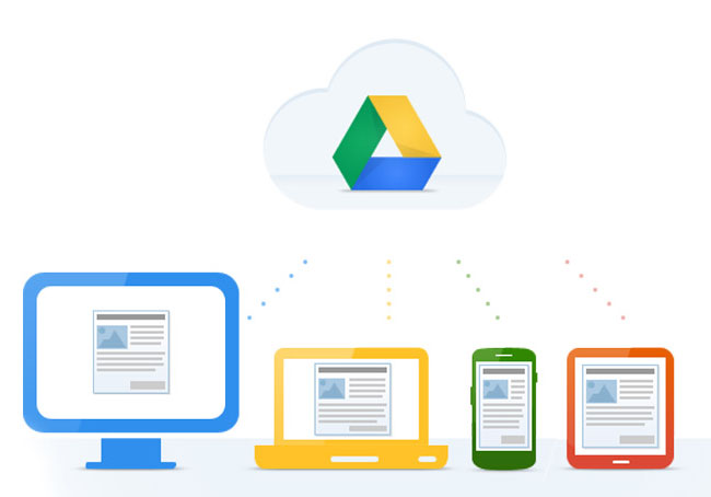 Install Google Drive File Stream to replace Drive or your