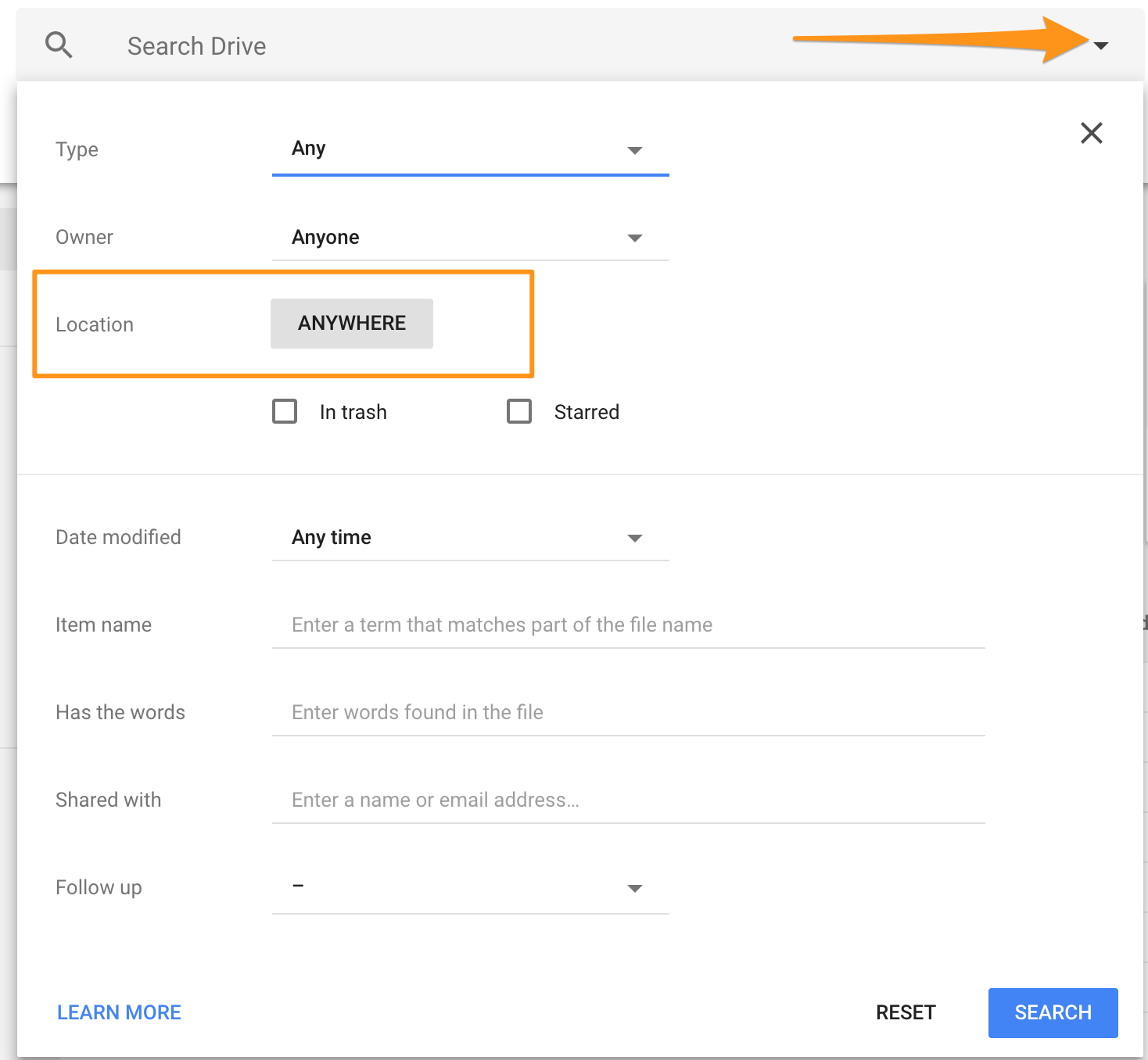search_specific_team_drive_g_suite