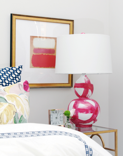 Bunny Williams lamp