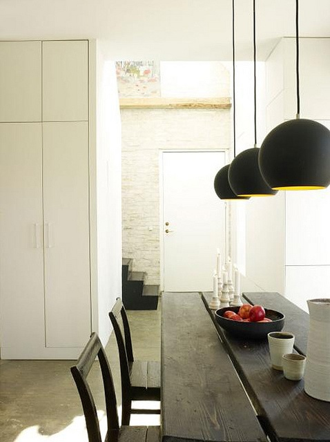 Danish home of architect Kasper Ronn and his wife Julie